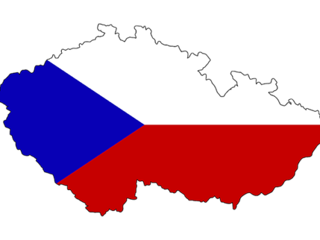 czeska mapa