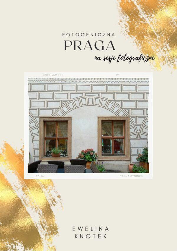 Sesja fotograficzna w Pradze